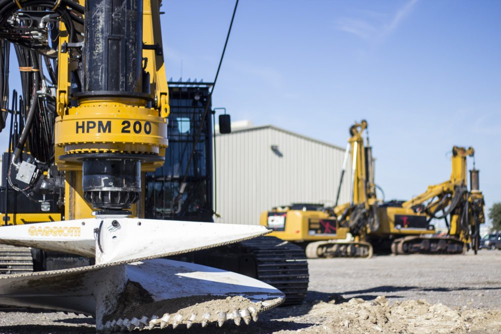 HPM 200 and HPM 250 - get the most torque with the smallest base in each HPM rig's respective class.
